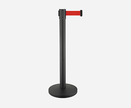 LG-A2 Crowd Control Retractable Belt Barrier Formovie Theater