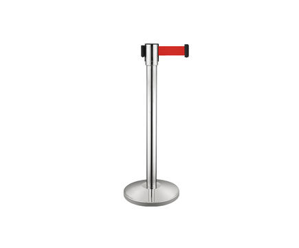 LG-B1 Control Crowd Retractable Goblet Post Belt Stanchions