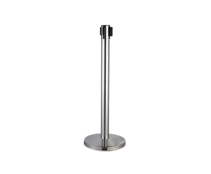 LG-D4 Retractable Belt Queue Barrier Stanchion Sentry Quik Secure Stanchion Retractable Stanchions for Crowd Control