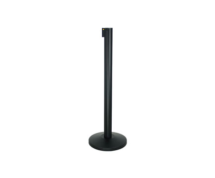 LG-D7 Aluminium allo Post Retractable Belt Stanchion Pol